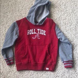 Other - Boys Alabama hooded sweatshirt